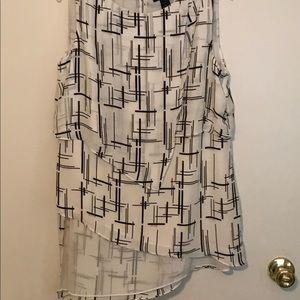 NWT White House Black Market blouse-M